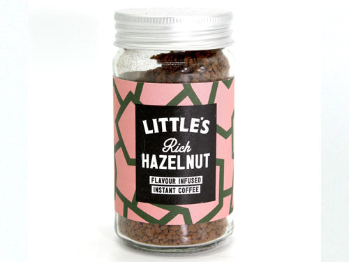 Little's Rich Hazelnut Instant Coffee