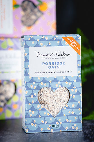 Primrose Kitchen - Organic Porridge Oats