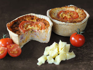 Toppings - Award Winning Quiche Lorraine