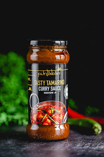 Punjaban Curry sauce - Tasty Tamarind