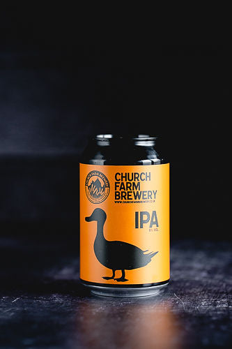 Church Farm Brewery IPA Can