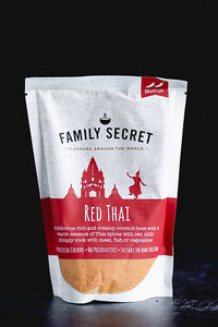 Family Secrets Curry Sauce - Red Thai