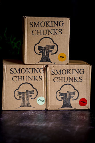Scented Smoking Chunks