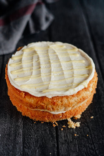 Allisons Lemon Cake - Round