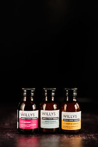 Willy's - ACV shot with Honey & Turmeric 60ml