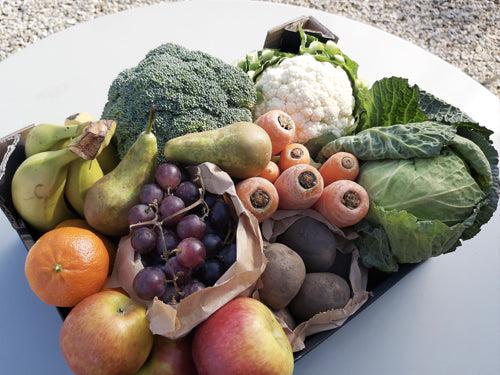Mixed Fruit & Seasonal Vegetable Box