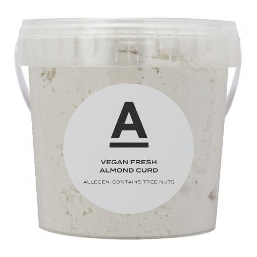 Vegan Fresh Almond Curd 'Cream Cheese' by All The Things (200g)