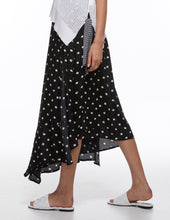 Load image into Gallery viewer, Polka Dot Wrap Skirt