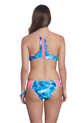 Honi Bikini Set Abstract Aztec Print