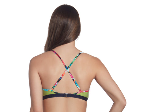 Kumu Bikini Set Full Bloom Print