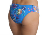 Malama Bikini Set Animal Flower Print