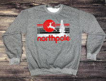 North Pole Sweatshirts