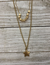 Into the Stars Layered Necklace