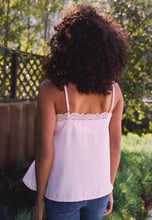 Pretty in Pink Cami Tank