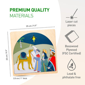 Premium quality materials fsc certified basswood plywood laser cut lead phthalate free