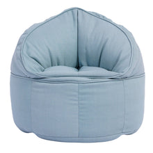Load image into Gallery viewer, Children's Soft Canvas Bean Bag Chair (Cover Only)
