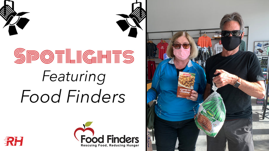 Giving Tuesday 2020 with Food Finders