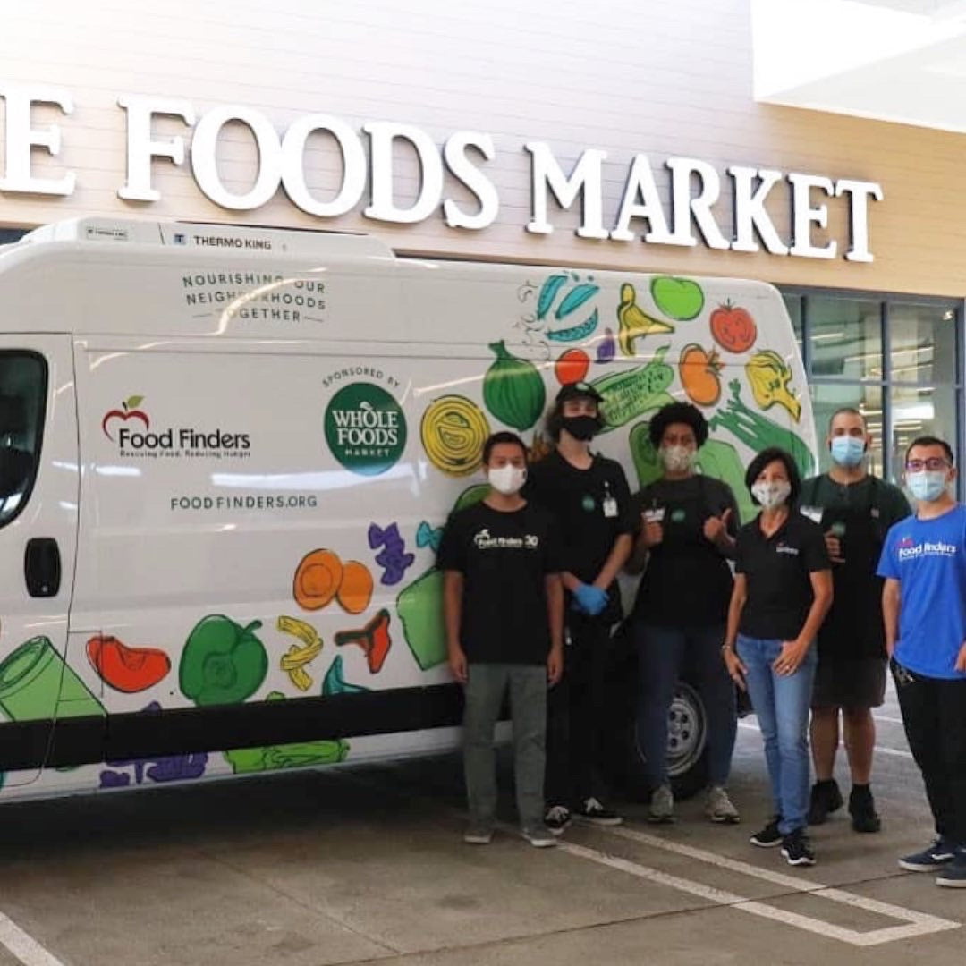Food Finders and Wholefoods