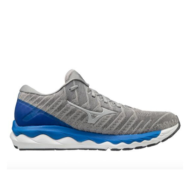 Men's Mizuno Wave Sky Waveknit 4 - FROST GREY