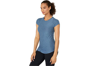 Women's New Balance Transform Perfect T - Stone Blue Heather