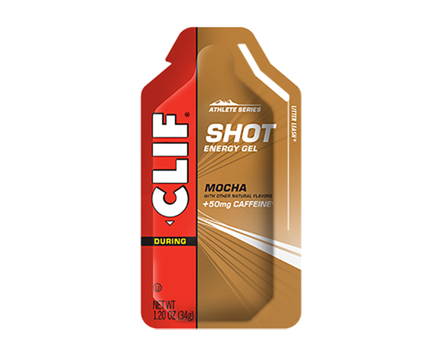 Clif SHOT Energy Gels- All Flavors
