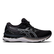 Load image into Gallery viewer, Women's Asics Gel Nimbus 23 - Black/White