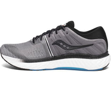Load image into Gallery viewer, Men's Saucony Hurricane 22 - Grey/Black