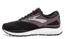 Load image into Gallery viewer, Women's Brooks Addiction 14 - Black/Hot Pink/Silver