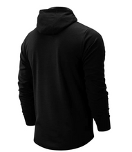Load image into Gallery viewer, Men's New Balance Tenacity Qtr Zip - Black
