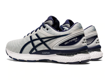 Load image into Gallery viewer, Men's Asics Gel Nimbus 22 - Piedmont Grey/Peacoat