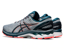 Load image into Gallery viewer, Men's Asics Gel Kayano 27 - Sheet Rock/Magnetic Blue