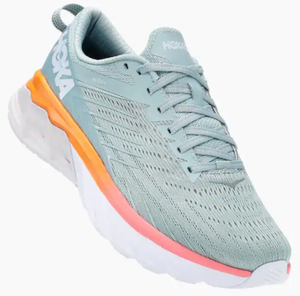 Women's Hoka Arahi 4 - Blue Haze/Lunar Rock