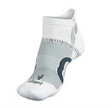 Load image into Gallery viewer, Balega Hidden Contour Socks - White/Grey