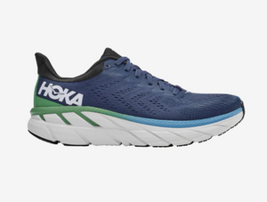 Men's Hoka Clifton 7 - MOONLIT OCEAN / ANTHRACITE
