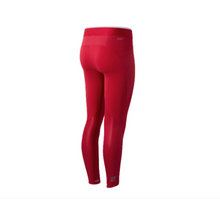 Load image into Gallery viewer, Women's New Balance Q Speed Fuel 7/8 Tight - Neo Crimson