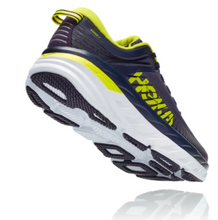 Load image into Gallery viewer, Men's Hoka Bondi 7 - Odyssey Grey / Deep Well