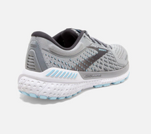 Load image into Gallery viewer, Women's Brooks Adrenaline 21 - Oyster/Alloy/Light Blue