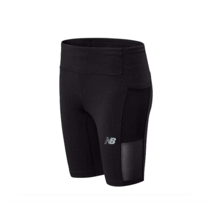 Women's New Balance Impact Run Bike Short - Black