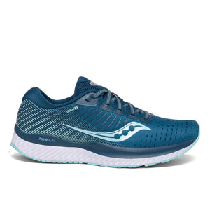 Women's Saucony Guide 13 - Blue/Aqua