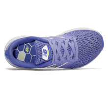 Load image into Gallery viewer, Kid's New Balance Fresh Foam Zante v4 - Ice Violet