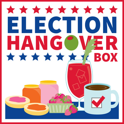 Election Hangover Box - Shipped Nationwide