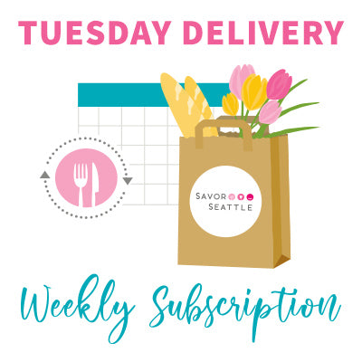 Iconic Market Box Subscription - Weekly Delivery on TUESDAY - Switch
