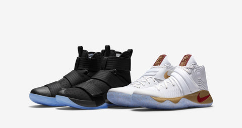 Nike LeBron/Kyrie Game 3 Pack Size 10.5