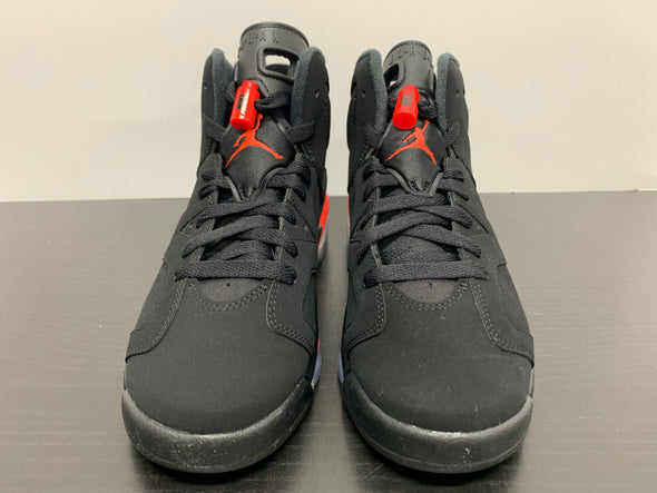 Nike Air Jordan 6 Black Infrared 2019 Size 5Y