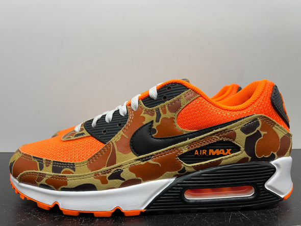 Nike Air Max 90 Duck Camo Orange Size 11