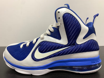 Nike LeBron 9 Kentucky Home Sample