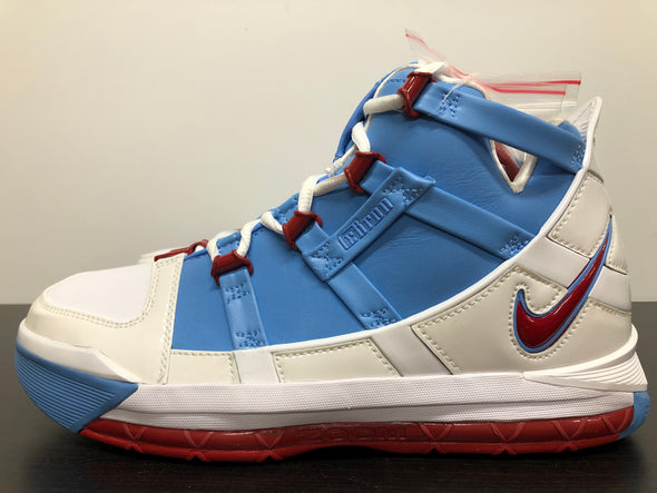 Nike LeBron 3 Houston Oilers 2019