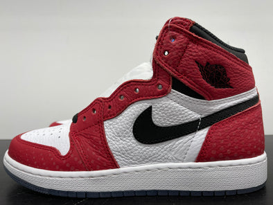 Nike Air Jordan 1 Spider-Man Origin Story GS