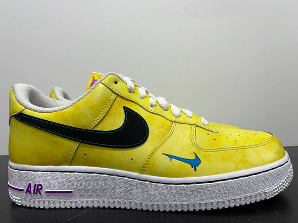 Nike Air Force 1 Low Peace Love And Basketball Size 10.5