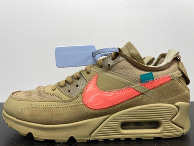 Nike Air Max 90 Off-White Desert Ore Size 8